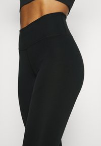 Nike Performance - ONE LUXE - Tights - black - 4