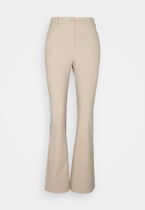 FEDERICO - Kalhoty - beige