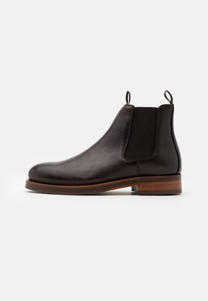 LONGTON - Classic ankle boots - espresso
