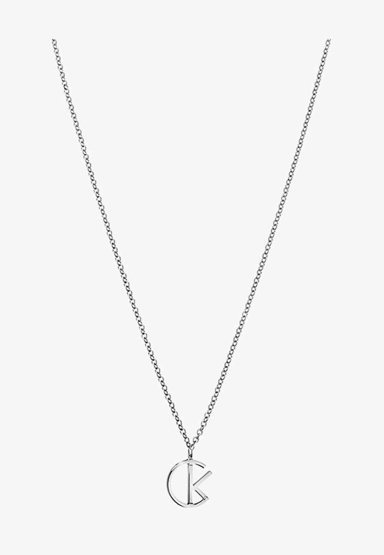 Calvin Klein - LEAGUE  - Necklace - silver-coloured
