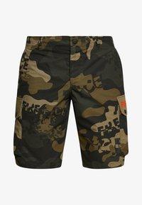 Bogner Fire + Ice - CLIO - Sports shorts - dark green - 3