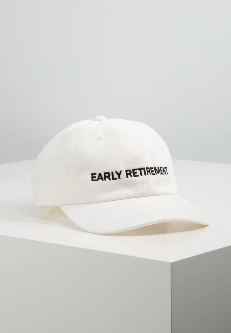 On Vacation - Cap - white