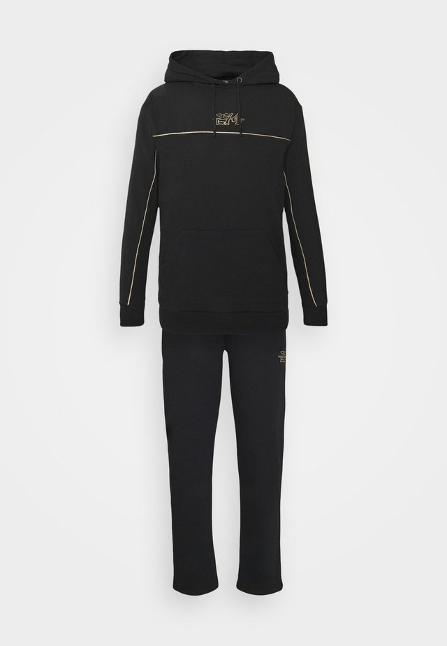 REVOLT TRACKSUIT - Trainingspak - black