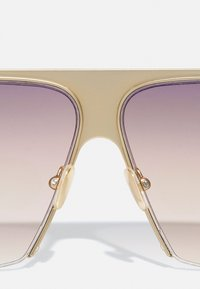 Tom Ford - UNISEX - Sunglasses - shiny rose gold-coloured/brown - 4