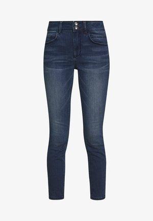 ALEXA - Jeans Skinny Fit - dark stone wash denim