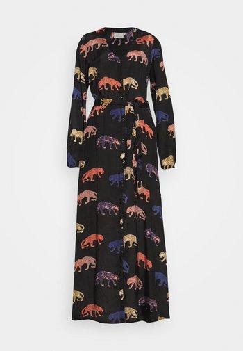 SHEETA DRESS - Vestito lungo - black