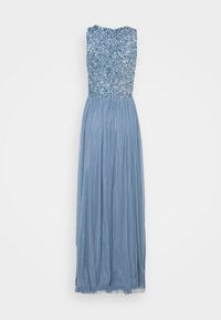 Lace & Beads Tall - PICASSO MAXI - Galajurk - dusty blue - 1