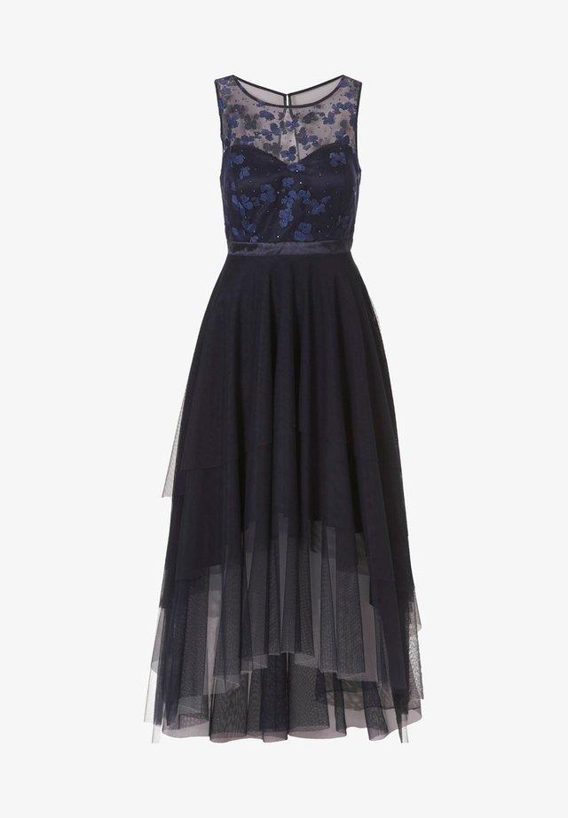 MIT APPLIKATION - Cocktail dress / Party dress - black