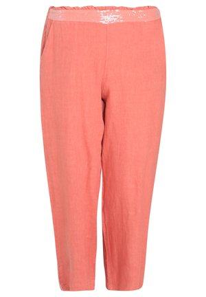 Trousers - old pink