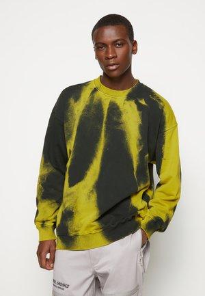 MART UNISEX - Sportinis megztinis - yellow/black