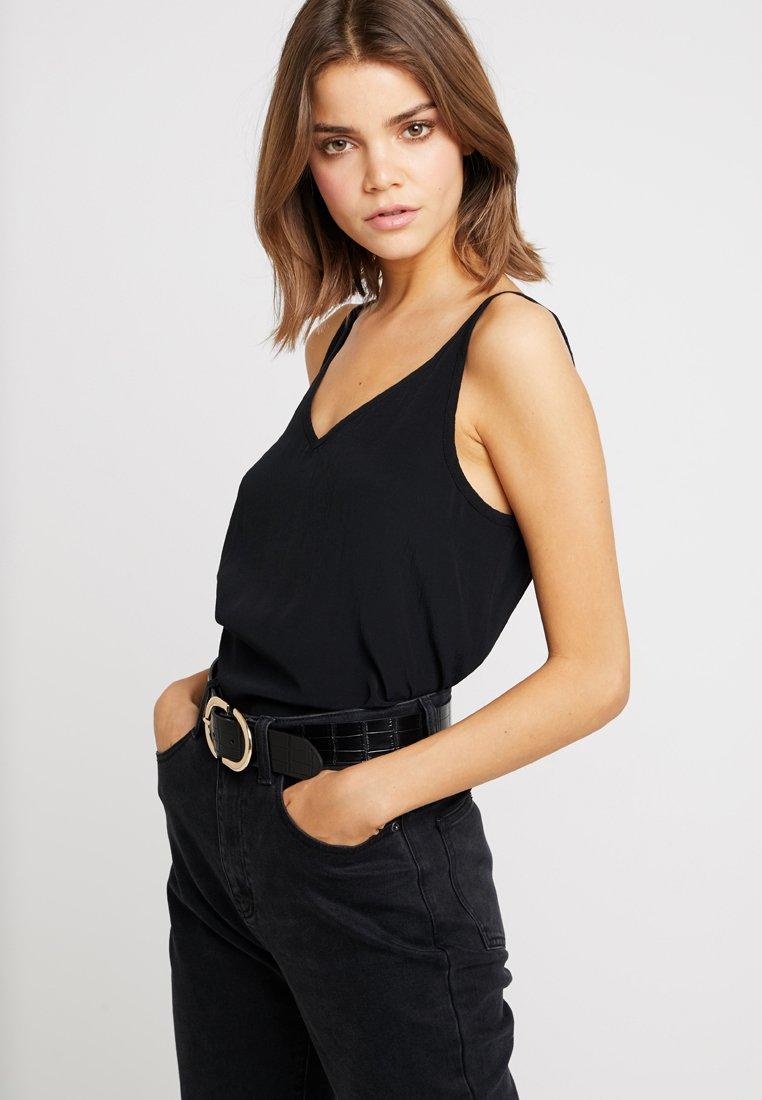 ONLY - ONLELSA SINGLET - Top - black