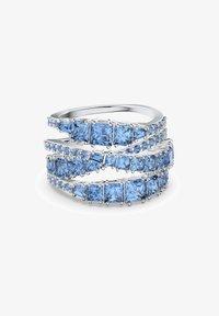 Swarovski - TWIST WRAP  - Ring - blue - 0