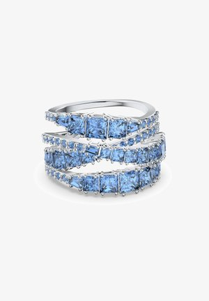 TWIST WRAP  - Ring - blue