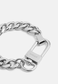 Vitaly - LOGIC UNISEX - Bracelet - silver-coloured