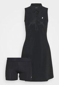 Peak Performance - TRINITY DRESS SET - Sports dress - black - 5