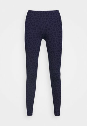 LEGGINGS LEO - Leggings - blue