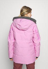 Burton - LAROSA PUFFY  - Snowboard jacket - orchid - 2