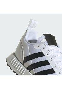 adidas Originals - MULTIX UNISEX - Sneakers - ftwr white/core black/ftwr white - 6