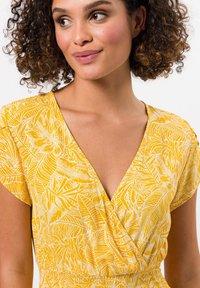 zero - Day dress - yellow curry - 3
