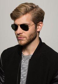 Ray-Ban - AVIATOR - Sunglasses - goldfarben - 1