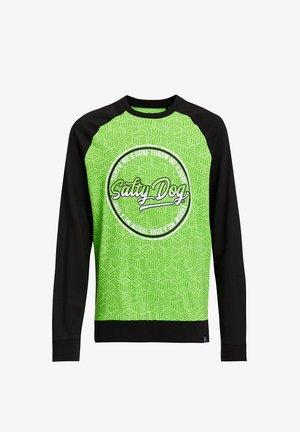 Longsleeve - bright green