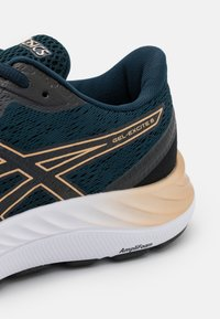 ASICS - GEL EXCITE 8 - Chaussures de running neutres - french blue/champagne - 5