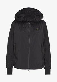 GIUBBINI CORTI - Summer jacket - nero