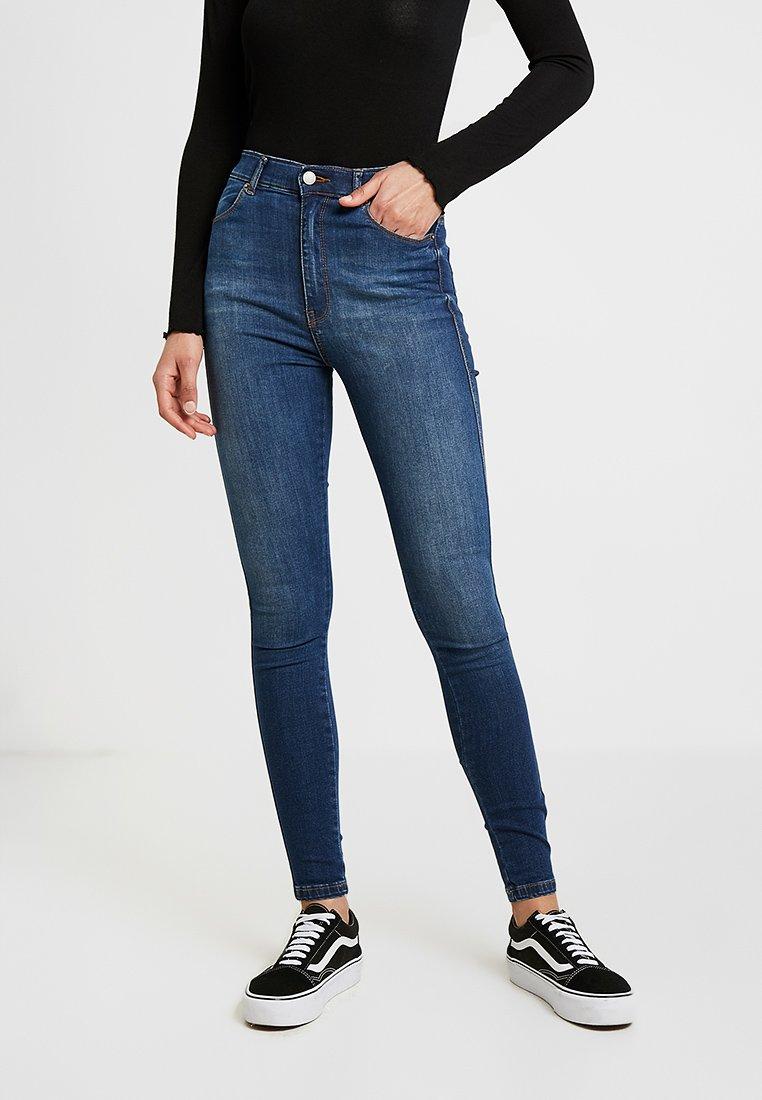 Dr.Denim - MOXY - Jeans Skinny Fit - atlantic deep blue