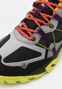 Timberland - GARRISON TRAIL - Trainers - black/grey - 5