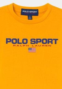 Polo Ralph Lauren - T-shirt print - gold bugle - 2