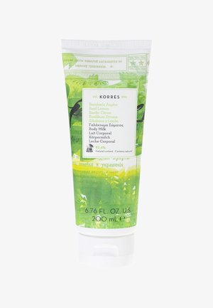 BASIL LEMON BODY MILK - Moisturiser - -