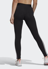 adidas Performance - Legging - black/white - 1