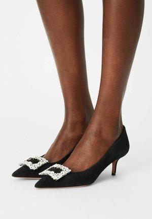 ALLEGRA - Classic heels - nero/cry