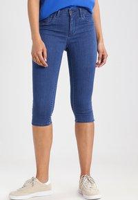 ONLY - ONLRAIN - Denim shorts - medium blue - 0