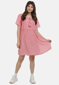 myMo - Day dress - rosa - 1