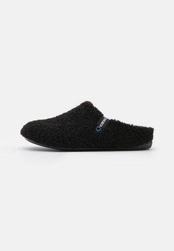 Pantuflas - black