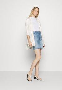 Anna Field - Basic T-shirt - white - 1