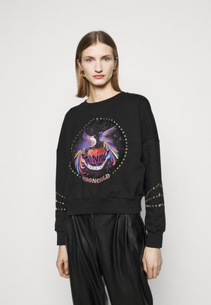 BERNARDO - Sweatshirt - black