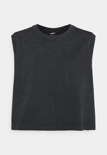 WASH - Top - black