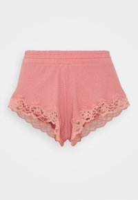 Hunkemöller - x NA-KD SHORT MIA - Pyjama bottoms - dusty pink - 0