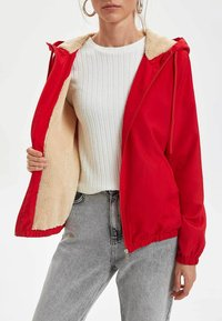 DeFacto - Light jacket - red - 3