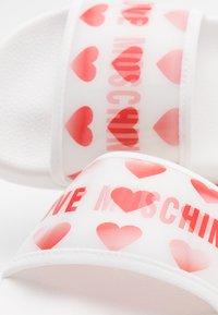 Love Moschino - Mules - fantasy color - 6