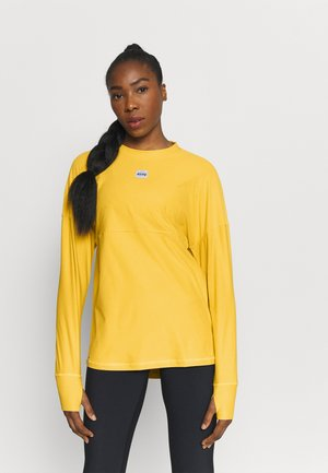 VENTURE  - Long sleeved top - mustard