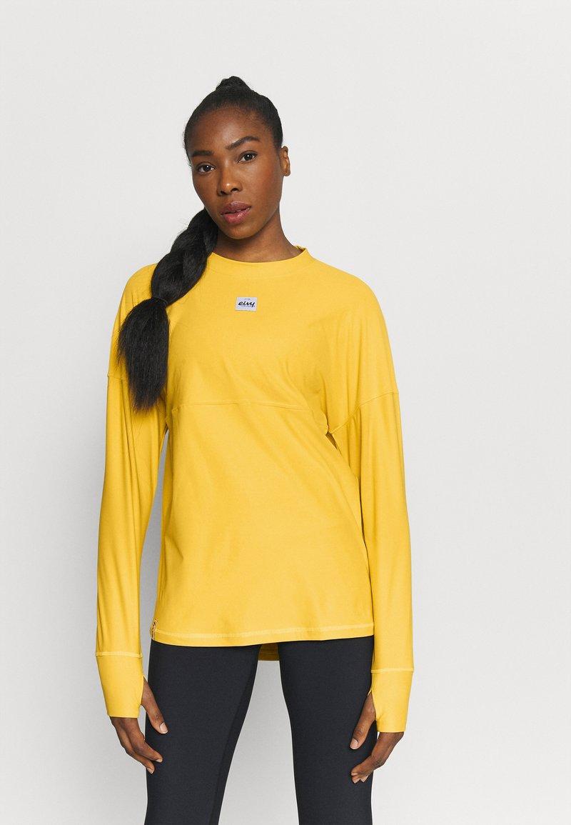 Eivy - VENTURE  - Longsleeve - mustard