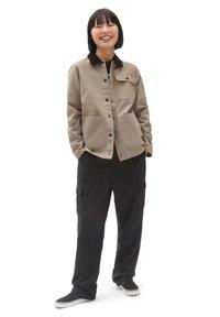 Vans - DRILL CHORE  - Summer jacket - military khaki - 1