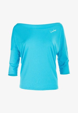 MCS001 ULTRA LIGHT - Maglietta a manica lunga - sky blue