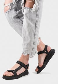 Eva Lopez - Sandals - black - 0
