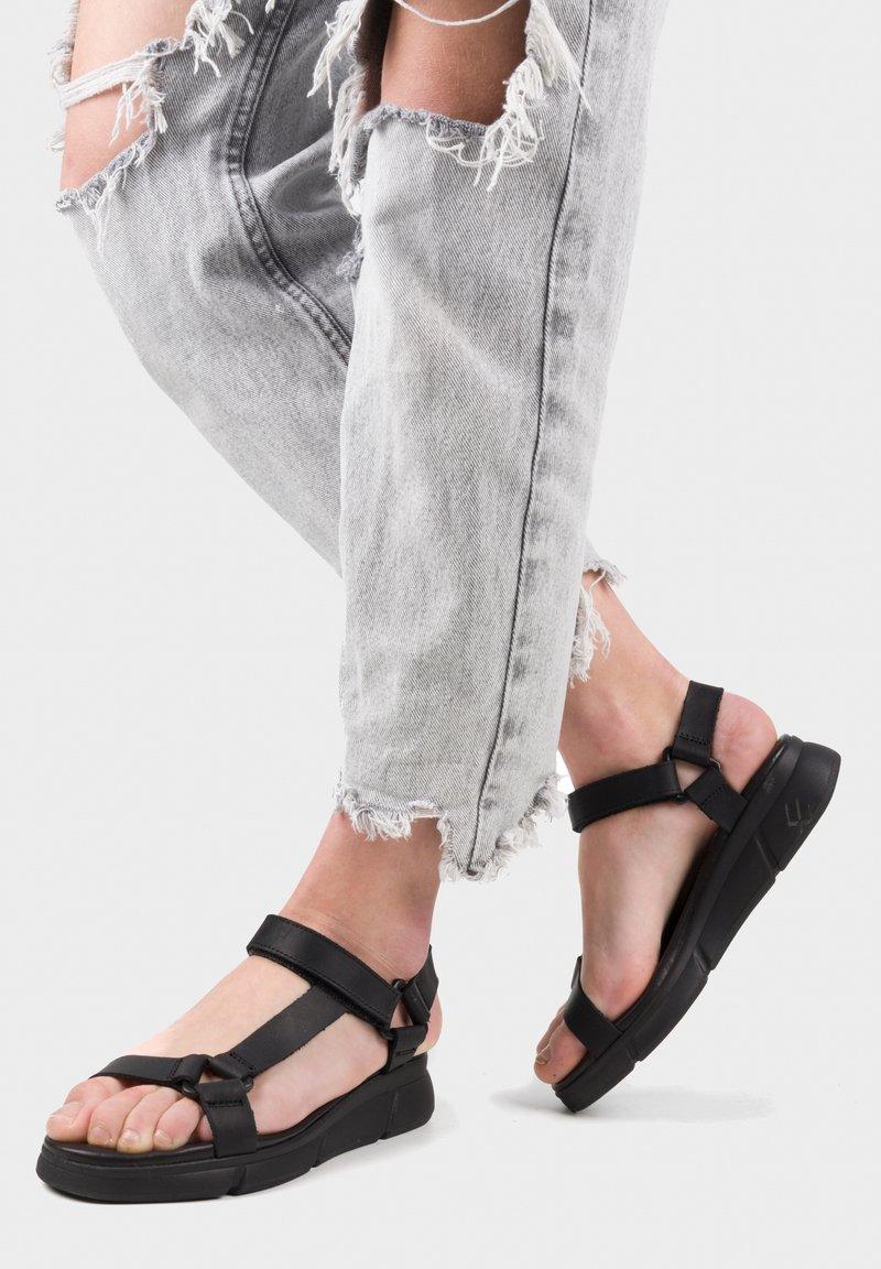 Eva Lopez - Sandals - black