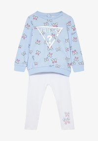 Guess - ACTIVE BABY SET - Legíny - butterfly - 4
