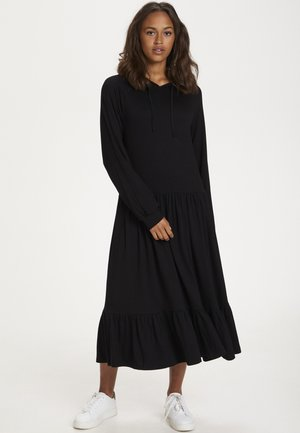 Jumper dress - black deep